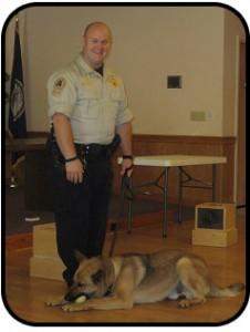 K9 - Tazewell Sheriff