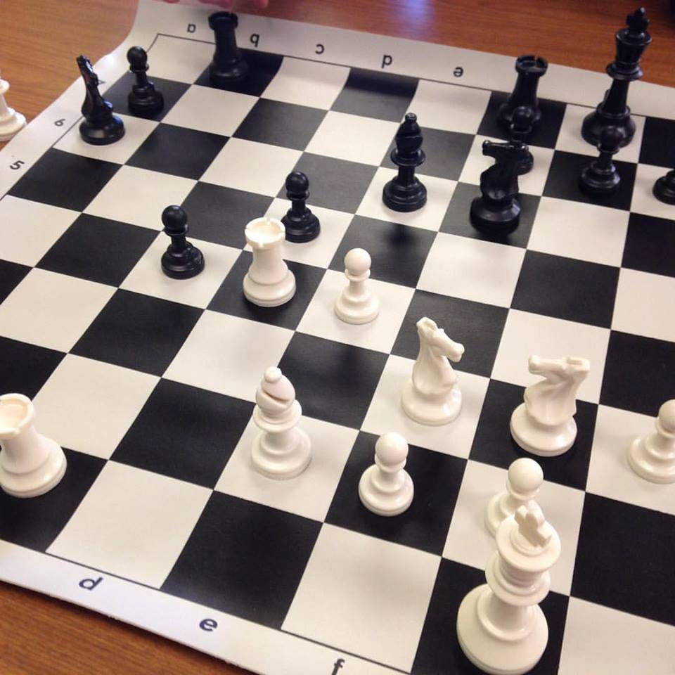 Chess Tournament @ Tazewell Library @ Tazewell Library