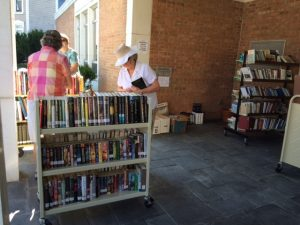 Image of the friends book sale